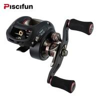 Piscifun SAEX ELITE Baitcasting Fishing Reel Right Left Hand 13BB 7 3 1 167g Super Light