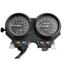 Motorcycle LED Electronic Tachometer Speedometer Odometer Accessory Gauge Kit For Honda CB250 CB 250 HORNET 2006