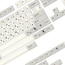 R2 pre order  enjoypbt 145keys  japanese dye sub mechanical keyboard