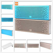 La original para xiaomi bluetooth 4.0 mini altavoz portátil altavoz inalámbrico caja de sonido estéreo para iphone 6 s plus ipad pro mp3