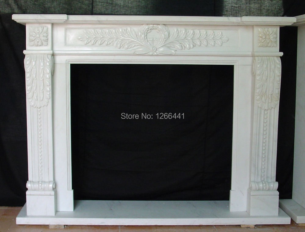 Online Buy Wholesale marble fireplace mantels from China marble ...