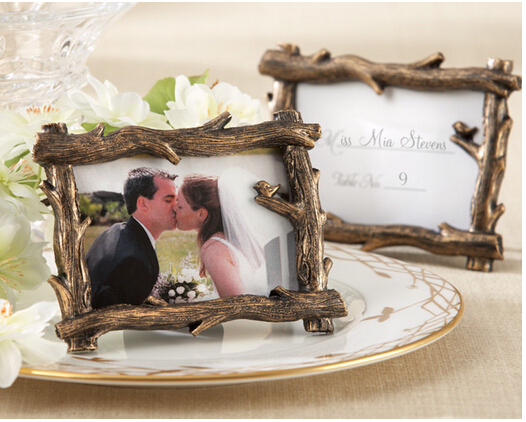 10pcsset wedding place card holder mini tree branch name number table place card photo holder for party wedding decoration