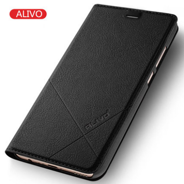 best cheap 89f79 1784b US $8.88 |huawei honor 9 Case High Quality Genuine ALIVO Flip Case huawei  honor 9 Luxury Leather Cover For huawei P10 mate 9 mate 9 pro-in Flip Cases  ...