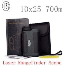 Hot Binoculars Golf Laser range Distance Meter Rangefinder Range Finder hunting monocular meter 10×25 700m for hunting