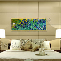 Pure hand painted oil painting art of van gogh classical wall of the sitting room the bedroom home decoration painting art photo
