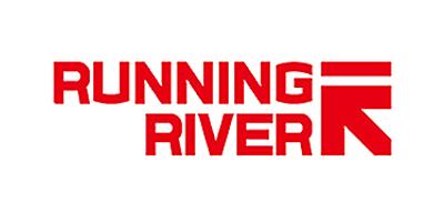 Лого бренда Running River из Китая