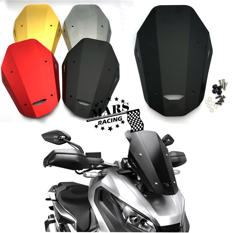21.5 /'/' Windscreen Black For Honda ADV 150