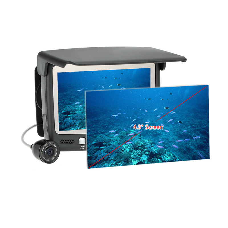 Fish Camera Fish Finder Underwater Ice Video Fishfinder