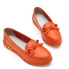 2017 New Women Shoes Casual PU Leather Oxford Shoes For Women Flat Shoes Ladies Shoes Loafers Zapatos MujerJan9