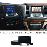 Android 6 0 Car Dvd Player For NISSAN Teana J32 2008 2013 For Nissan Maxima Car