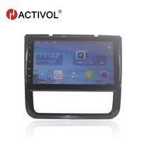 HACTIVOL 10.2 Quad core car radio gps navigation for Ford Mustang T70 android 7.0 car DVD video player with 1G RAM 16G ROM