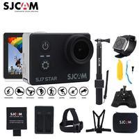 In Stock Original SJCAM SJ7 STAR Wifi 4k Touch Screen Remote Ambarella A12S75 30M Waterproof Sports