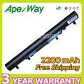Apexway 4 ячеек батарея для Acer AL12A32 V5-171 Aspire V5 V5-431 V5-431G V5-471 V5-531 V5-571 V5-571G V5-571P V5-571PG