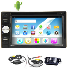 Android 5.1 Car DVD Autoradio Radio Stereo OBD2 Audio BT Touch Screen Navigator GPS Capacitive Mirror Link Sub System
