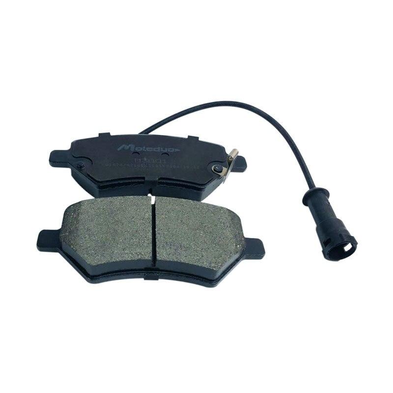 1 Set plaquette de frein Auto pour Chery A3 A5 V5 E5 voiture en céramique étrier frein avant remplacement A216GN3501080BA - 3