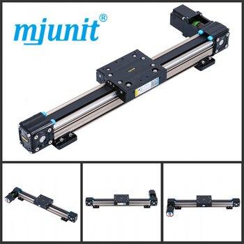 Mjunit MJ50 900 мм ход полностью поддерживаемый ЧПУ маршрутизатор линейный движение рельса стальной вал стержень