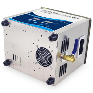 Image 3 - Banho de Limpeza ultra sônica 10L Degas Aquecedor 360 W/240 W 40 KHZ Lavadora Ultra sônica para Carro Motor de Laboratório Eletrônico partes de Óleo De Manchas Dental