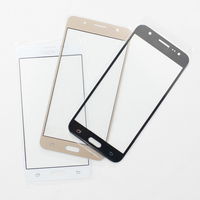TREND POINT Outer Lens Glass Screen For Samsung Galaxy J5 2016 White Black Gold For Galaxy