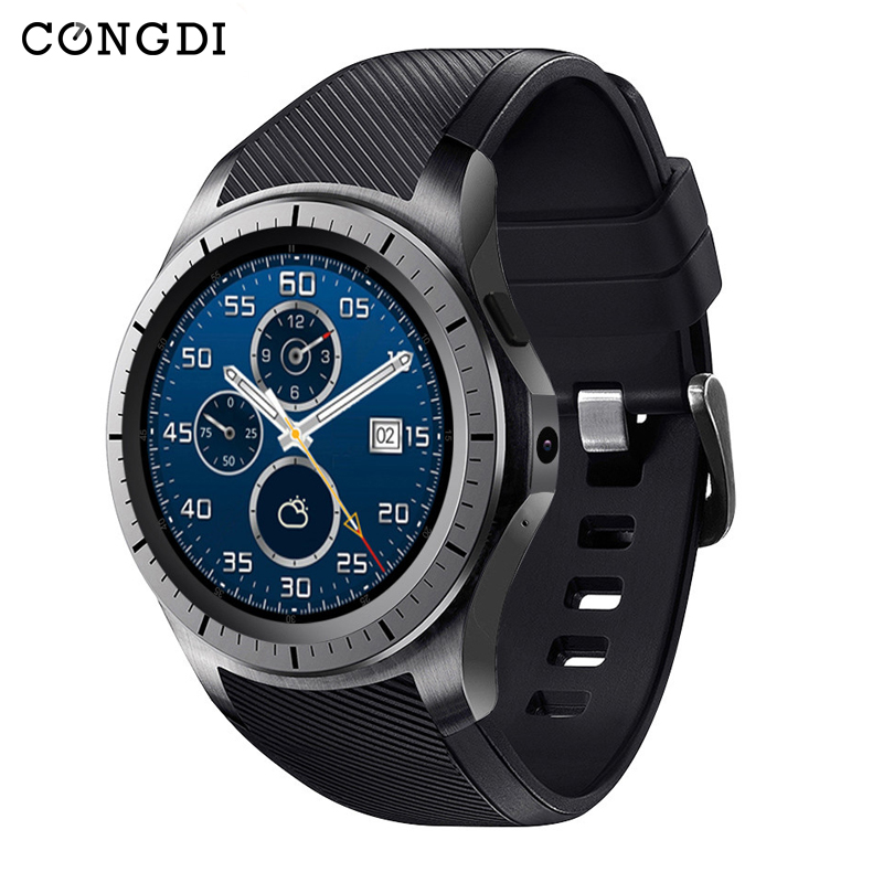 Genuine Condi GW10 Smart Wristband Watch with WiFi GPS Bluetooth Heart Rate Support Camera Browser Clock for Android iOS Phones image