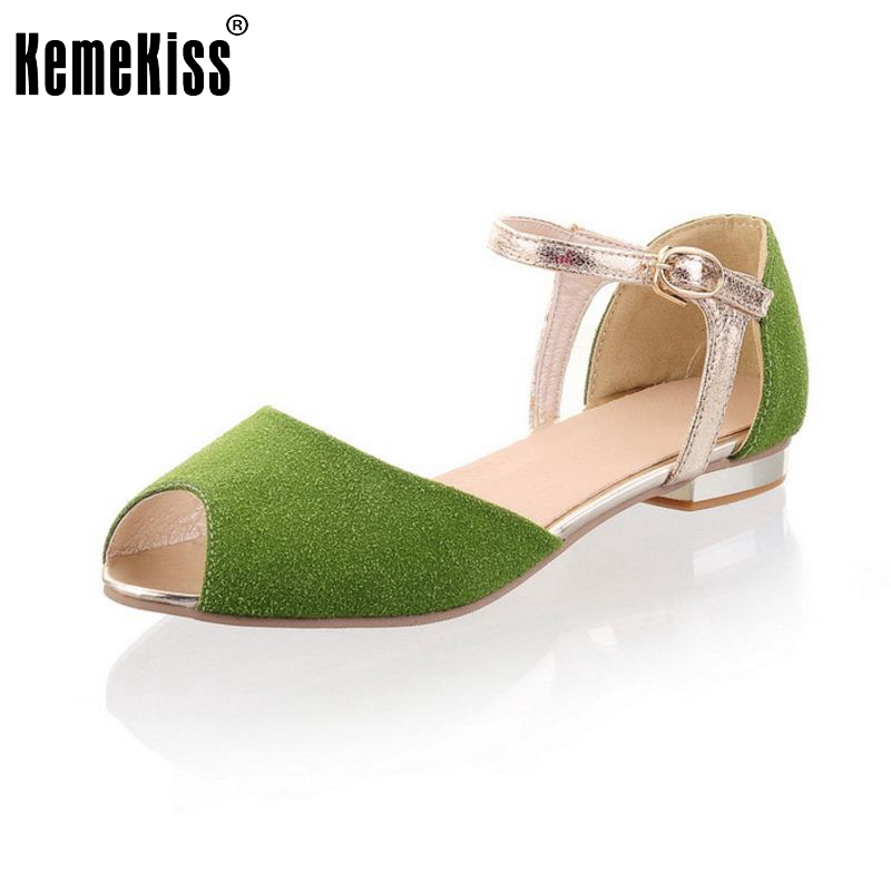 Women Gladiator Shoes Vintage Design Ankle Straps Open Toe Summer Shoes Sexy Square Low Heels Sandals Size 32-43 PA00775