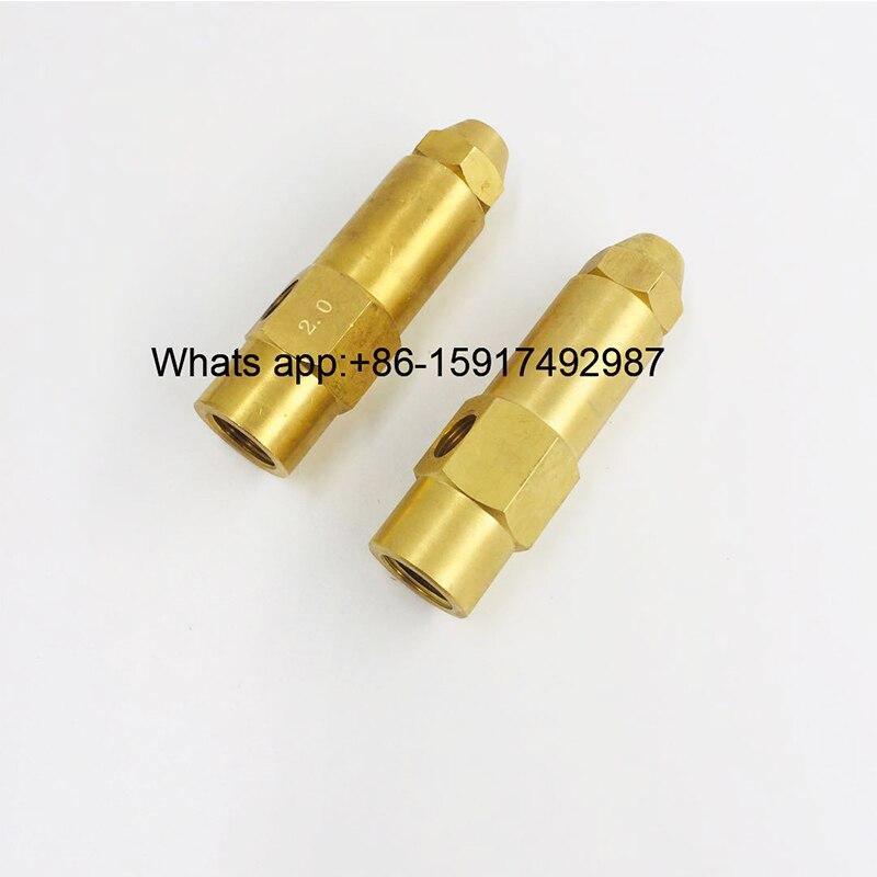 Oil Burner Nozzle Delavan 0.85 GPH 45 Degrees Solid Cone B S ES R AS P PLP USA