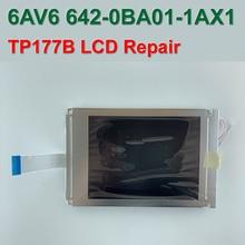 6AV6642-0BA01-1AX1 5.7 Inch LCD Panel for 6AV6642-0BA01-1AX1 TP177B SIMATIC HMI Repair,HAVE IN STOCK,FREE SHIPPING