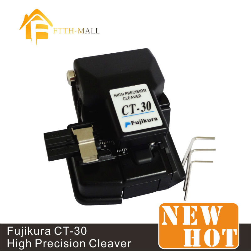 Fujikura Fiber cleaver CT 30 High Precision Cleaver