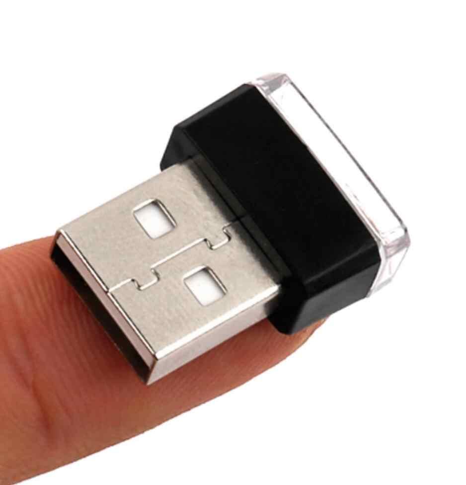 سيارة التصميم USB مصباح للزينة الإضاءة LED جو أضواء لكيا ريو K2 K3 K4 K5 KX3 KX5 سيراتو ، الروح ، فورت ، سبورتاج R