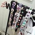 2016 colorido de la manera del remache bolsos cinturones de bolsas de las mujeres correa de las mujeres bolsa de accesorios partes bolsas pu bolso icono de cuero cinturones 2 color