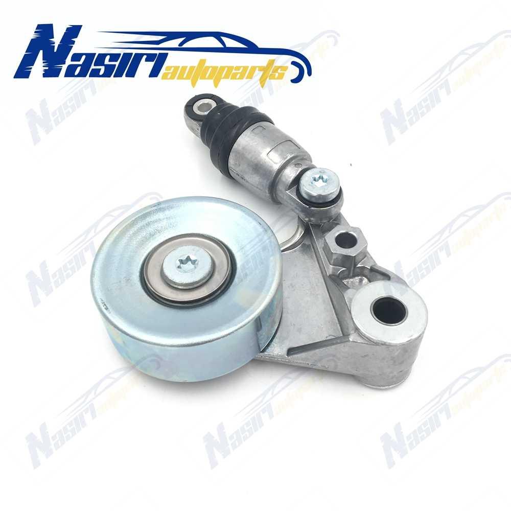 Tensor da correia do ventilador da movimentação do motor para nissan patrol gu y61 gr ii wagon y61 navara d22 zd30 turbo diesel 3.0l od 85mm