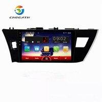 ChoGath TM 10 2 1 6GHz Quad Core RAM 1GB Android 4 4 Car Radio GPS