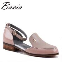 Bacia/брендовая стильная обувь из натуральной кожи, женская обувь на плоской подошве, новая весенняя модная женская обувь, sapatos femininos sapatilhas zapatos
