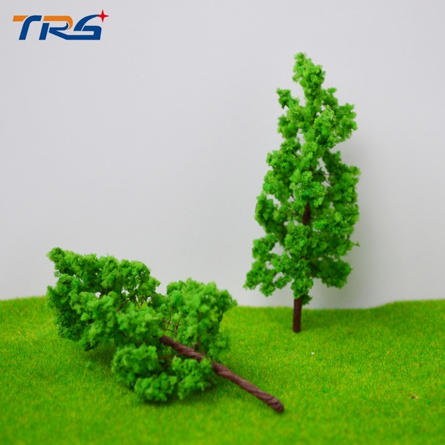 20pcs scale model building kits material landscape tree architectural model wire tree 110/40