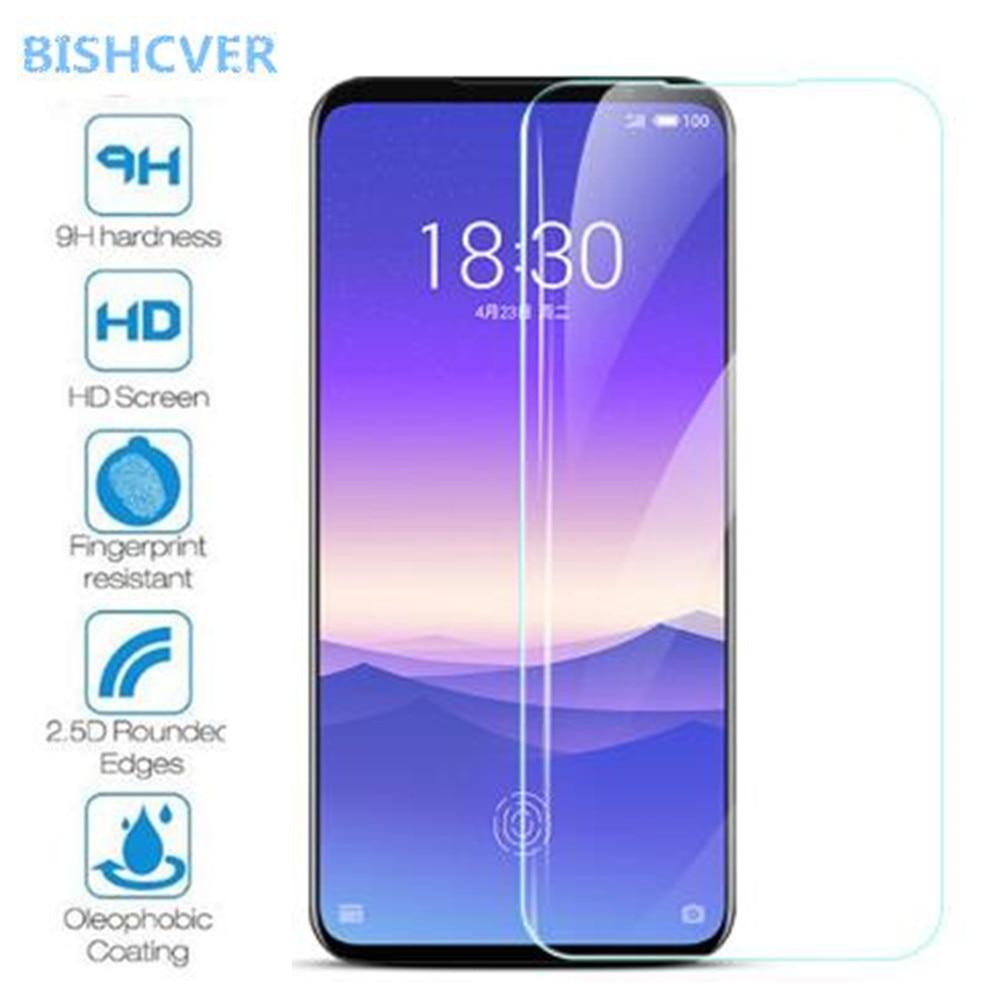 2PCS Tempered Glass For Meizu Note 9 8 C9 Pro M8 Lite X8 V8 M8C M6T M6S 16S 16XS M 8C V 8 6T 6S Screen Protector Protective Film