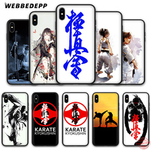 WEBBEDEPP Oyama Kyokushin Karate Soft Silicone Case for