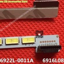 2 шт. для 32-дюймового skyworth с LC320EUN ЖК-дисплей подсветка бар 6922l-0011a 6916l-0801a 6920l-0001c 1 шт. = 42LED 403 мм