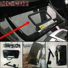 Voor BMW 5 serie F10 F18 520 523 525 530 535 2014 2017 Auto mobiele telefoon draadloos opladen panel actieve koeling