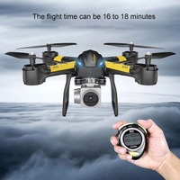 Quadcopter S31 Long Endurance One Key Return Optical Flow Positioning Altitude Holding Headless Mode 6 Axis Gyro 2MP/1080 Camera