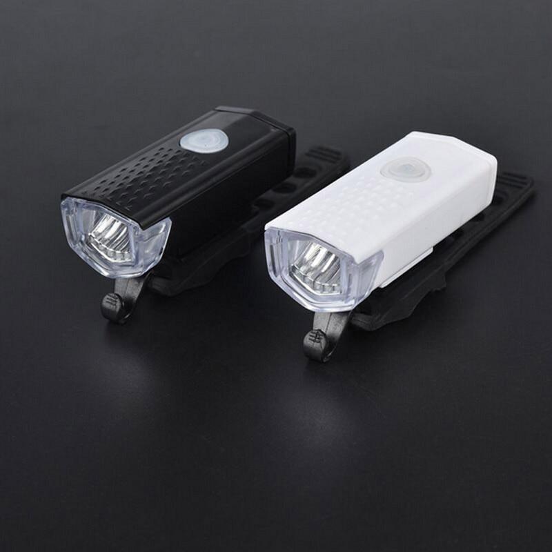 RAYPAL Rechargeable USB LED Vélo Vélo Lampe De Poche Lampe VTT - Cyclisme - Photo 3