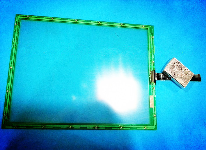 12.1 inch 7wires touchscreen for N010-0551-T255 touchpad touch screen panel 100% in good working n010 0551 t248