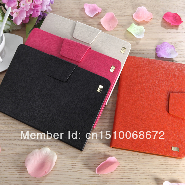 Shell mini genuine leather protective case protective case  for ipad   cell phone case digital accessories