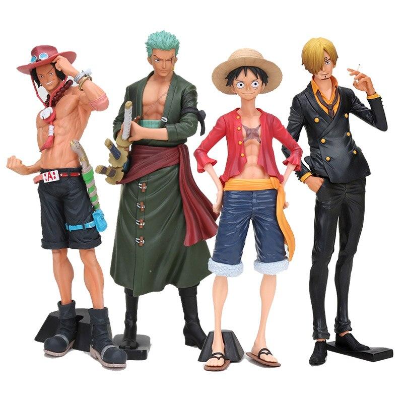 One Piece Grandista THE GRANDLINE MEN PVC Model Toys