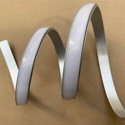 1 м/шт. сгибаемый гибкий светодиодный алюминиевый изогнутый профиль для гибкой светодиодной ленты
