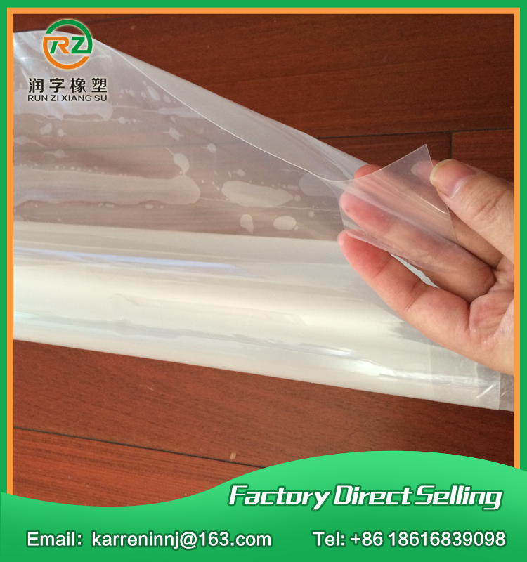 0.2mm Silicone Rubber Sheet Transparent Thin Silicone Rubber Sheet 500mm width, 0.2mm thickness, 10meters 500x0 8mm silicone rubber sheet transparent silicone rubber sheet 500mm width 0 8mm thickness 10meters