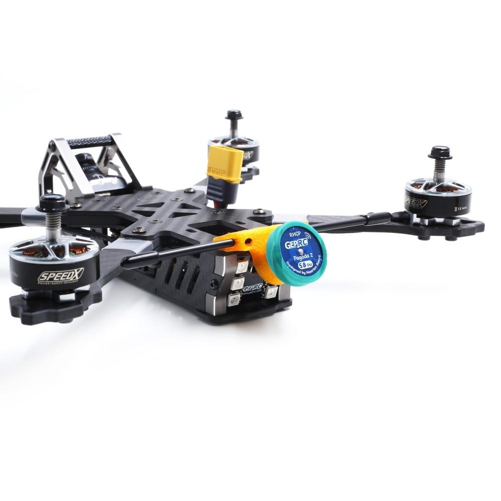 GEPRC GEP KHX5 Elegant 230mm RC FPV Racing Drone W F4 5 8G 48CH 40A BLHeli