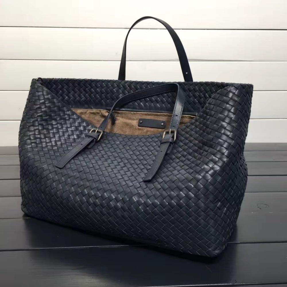 ISHARES créateur de mode sacs à main véritable peau de mouton en cuir d'épaule sac armure grand shopping bag marque main Totes IS272154