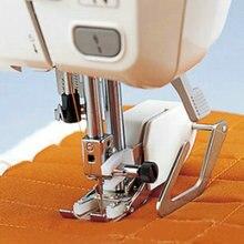 Мини швейная машина стеганая Лапка для швейной машинки даже кормят ноги низкая лапка для Брат Janome