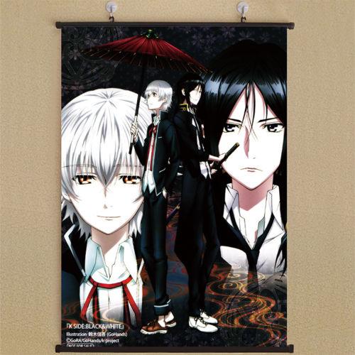 Kings Home Decor: K RETURN OF KINGS Isana Yashiro Home Decor Anime Japanese