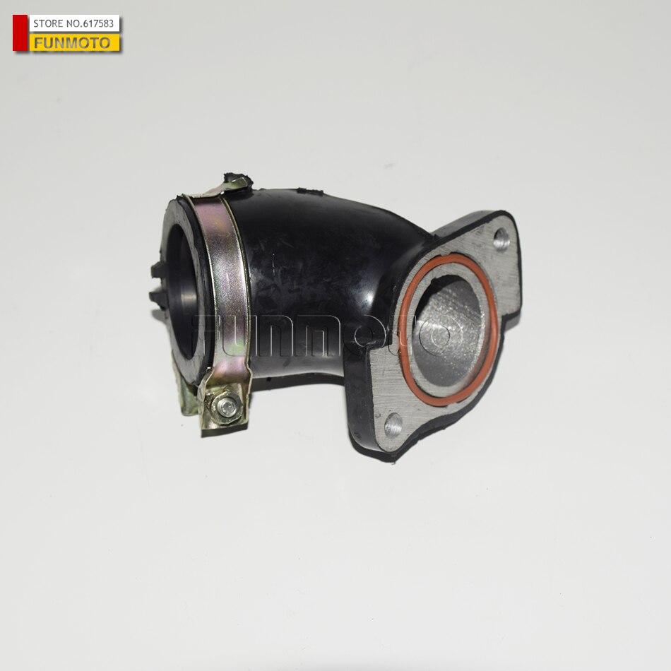 GOOFIT CVK30 Carburateur pour Linhai 260 scooter Moteur ATV avec chauffage /électrique Carburateur N090-138