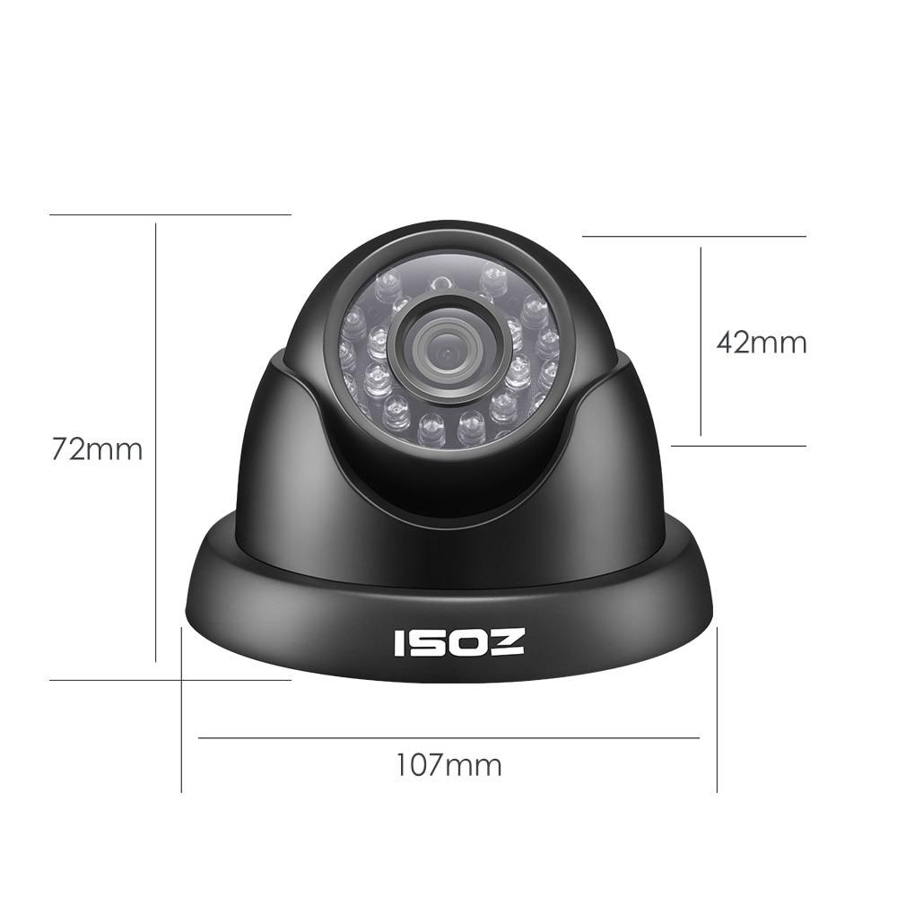 Enregistreur DVR avec système de sécurité vidéo ZOSI 8 canaux - Sécurité et protection - Photo 3